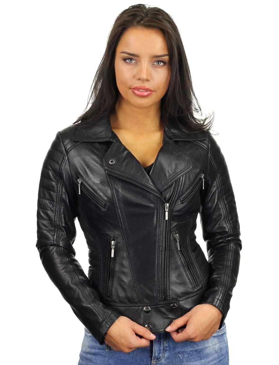 dames-leren-jas-zwart-336-versano-model2