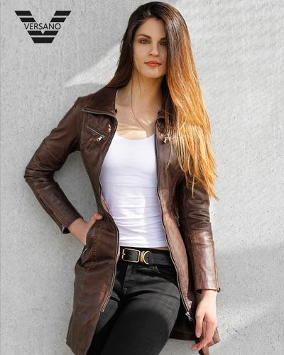 long-leather-ladies-coat-brown-versano