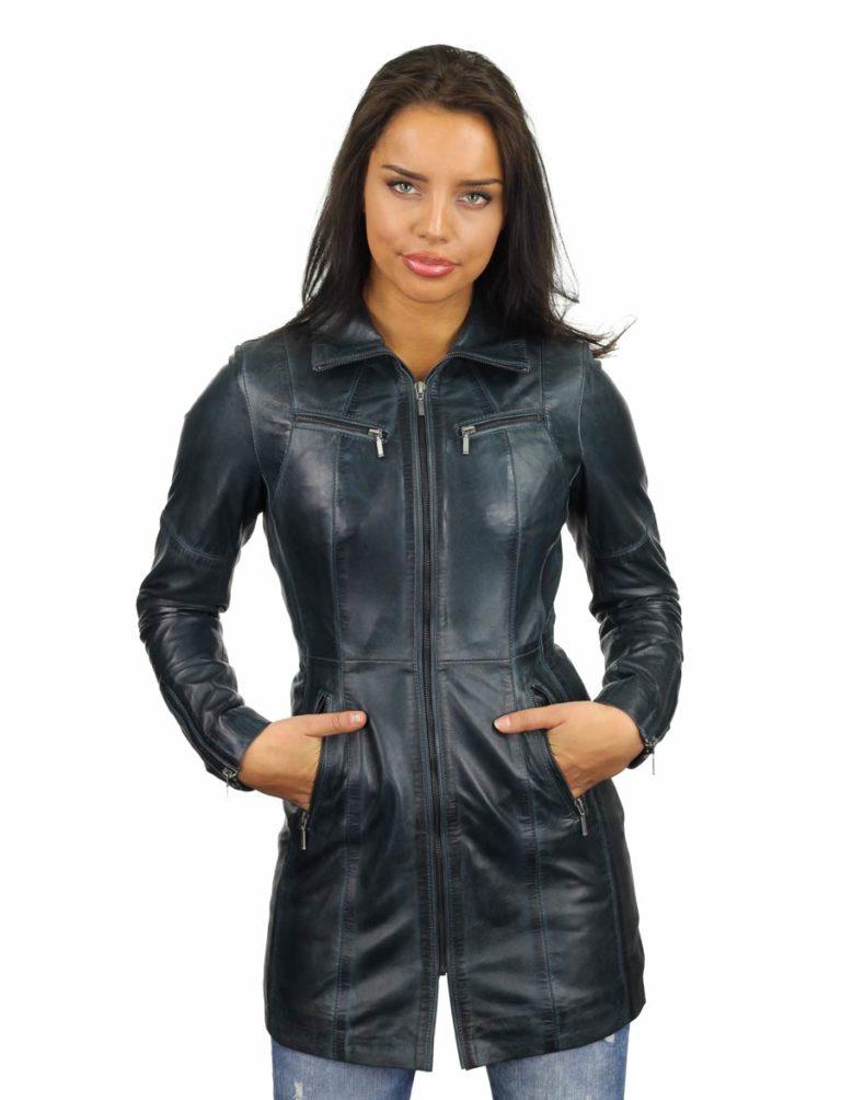 veste-femme-cuir-longue-bleu-versano-312-model2