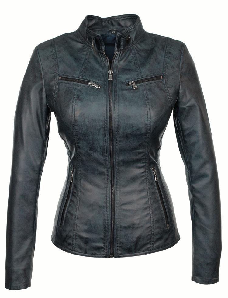 versano-dames-leatherlook-jas-blauw-LR315-voor.jpg
