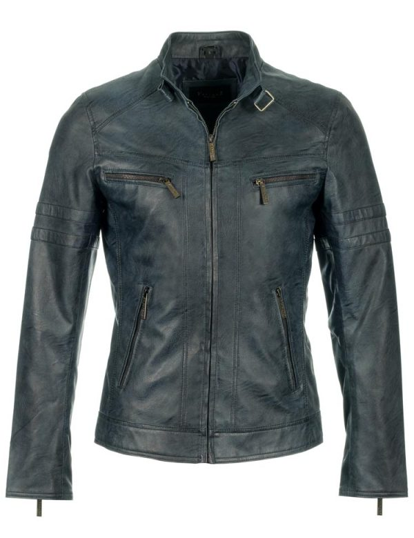 versano-heren-leatherlook-jas-blauw-TRR43